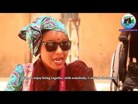 ALMAJIRA Part 3 Harkar Film din Hausa takar mata ta koma BARA. Latest Hausa movie. With English Sut