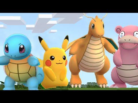 MINECRAFT vs Pokemon GO! - Thời lượng: 3 phút, 25 giây.