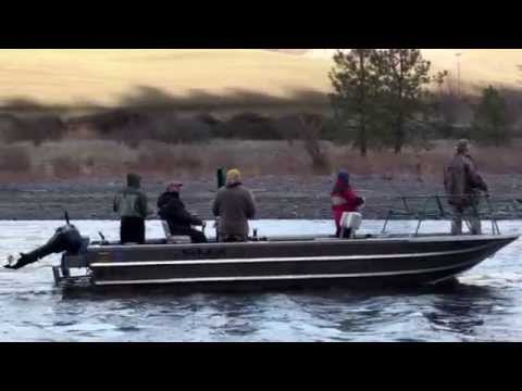 Clearwater River Steelhead Fishing