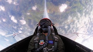 Thanks so much to the USAF Thunderbirds, the RAF, Royal International Air Tattoo and Lt. Col. Kevin Walsh. There was only one song appropriate for this video ;)