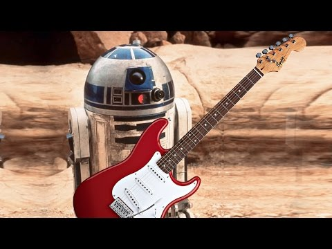 R2D2 x Bon Jovi s Livin On A Prayer