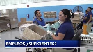 """Resultados del sitio oficial de """"México ¿cómo vamos?"""" en materia de empleo"""