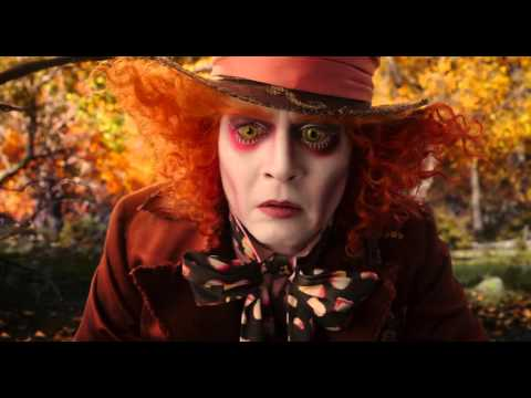 ALICE THROUGH THE LOOKING GLASS | Teaser Trailer | Official Disney UK