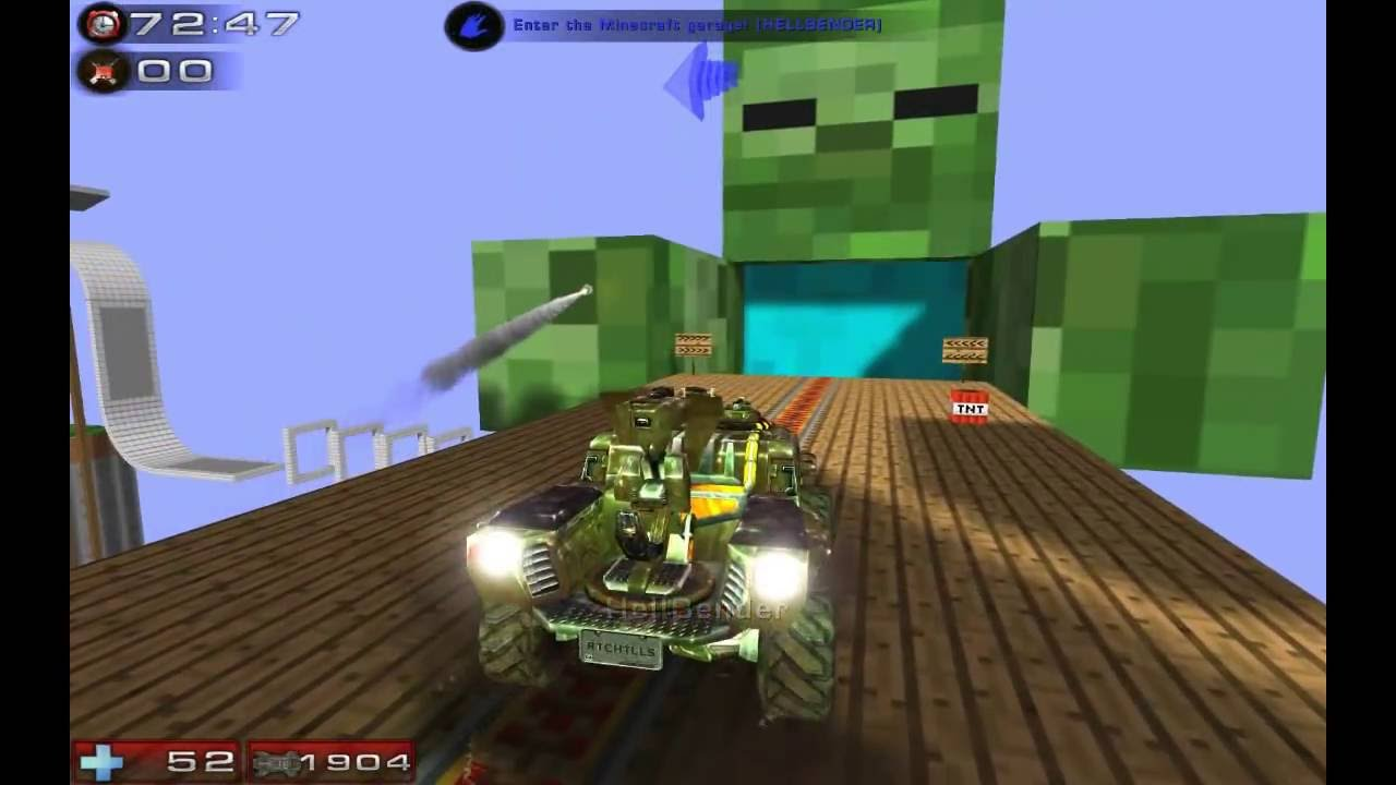 AS-Minecraft-Race - Unreal Tournament 2004