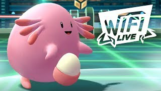 Pokemon Let's Go Pikachu & Eevee Wi-Fi Battle: Chansey Gives No Chances! (1080p) by PokeaimMD
