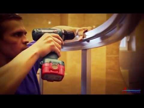 Как установить душевую кабину самостоятельно. (видео)