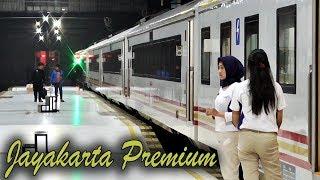 Video Naik KA Jayakarta Premium, Dihajar Kereta-Kereta Gede | Trip Yogyakarta-Jakarta MP3, 3GP, MP4, WEBM, AVI, FLV November 2018