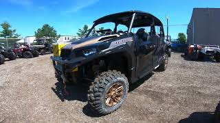 3. 2019 Polaris Industries Polaris General 4 1000 Ride Command - New Side x Side For Sale - Hudson, WI