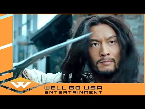 Asian Action Movies: The Guillotines (2013) - Official Trailer