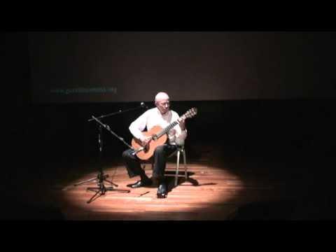 Carlos Barbosa - El maestro Carlos Barbosa Lima de Brasil interpreta la obra