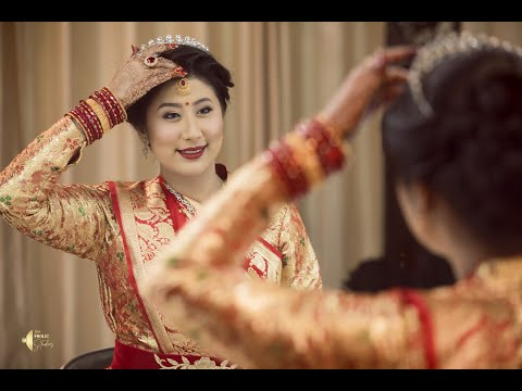 Oshin Weds Bibek (may 6, 2019) Wedding Day