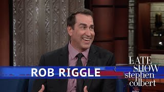 Video Rob Riggle Plays His Old Military Boss In A New Movie MP3, 3GP, MP4, WEBM, AVI, FLV Juli 2018