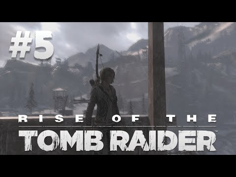 [GEJMR] Rise of the Tomb Raider - EP 5