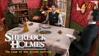 Sherlock Holmes (Video Games) - The Secret of the Silver Earring - Pt.4