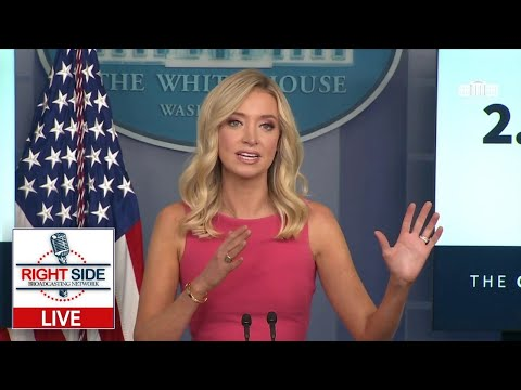 🔴 Watch LIVE: White House Briefing with Press Secretary Kayleigh McEnany 10/1/20