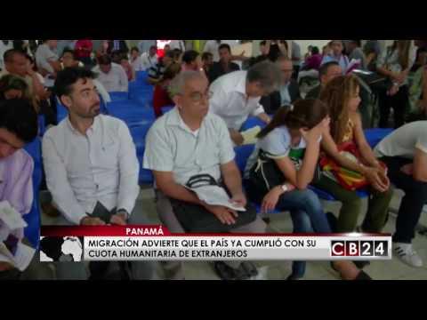 Migración Panamá no otorgará más visas a extranjeros