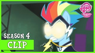Defeating The Mane-iac (Power Ponies) | MLP: FiM [HD]