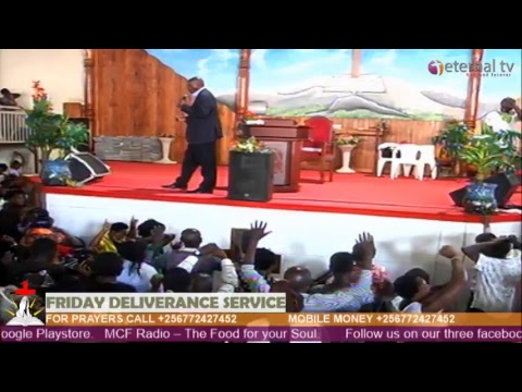 Friday Deliverance Service - Ps John Mark (20th-July-2018)