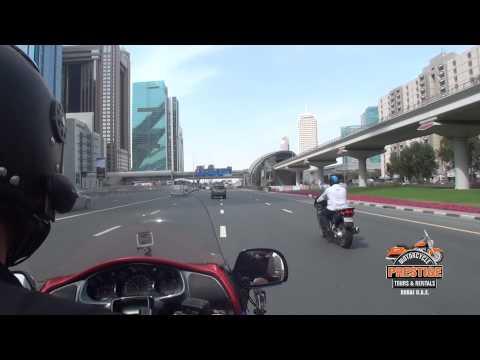 Tim & Kat on City Dubai Tour April 21, 2014