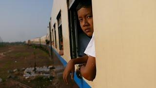 Mawlamyine Myanmar  city images : Myanmar Train - Yangon to Mawlamyine
