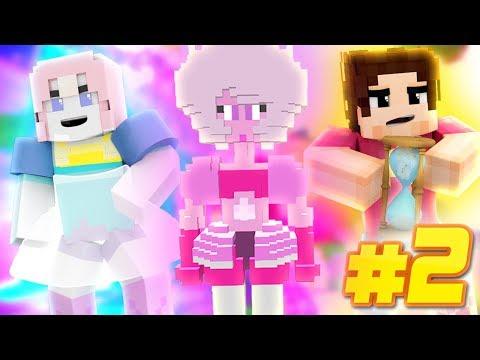 Steven Universe - PINK DIAMOND! (Minecraft Steven Universe Roleplay) #2