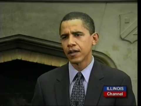 Barack Obama 2003: Nat'l Security vs Civil Rights