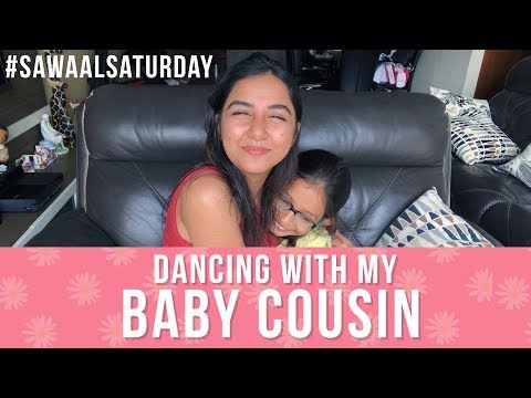 Video Dancing With My Baby Cousin | #SawaalSaturday | MostlySane download in MP3, 3GP, MP4, WEBM, AVI, FLV January 2017