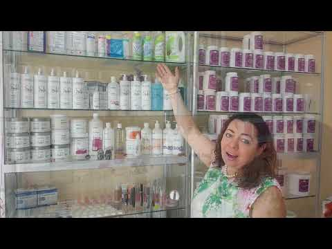 Глобал Косметик. Открытие магазина в Киеве