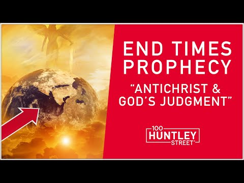 The End Times: Antichrist, God's Judgment & Prophecy in Revelation - Dr. David Jeremiah