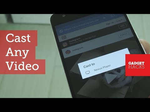 Cast Almost Any Web Video from Android to Chromecast or Fire TV [How-To]