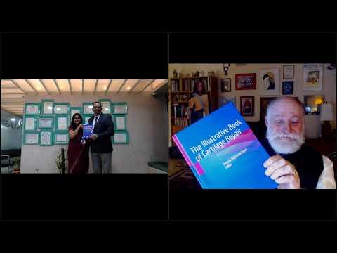 The global book launch- The Illustrative Book of Cartilage Repair by Deepak Goyal