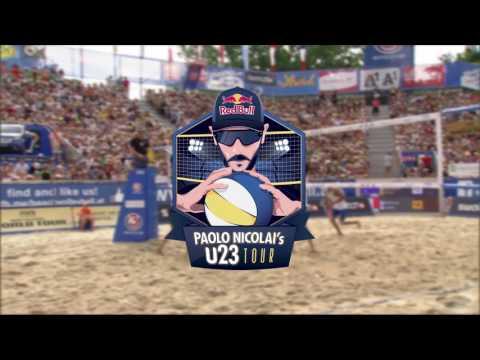 Beach Volley: parte da Pescara il tour Red Bull del Paolo Nicolai U23 - VIDEO