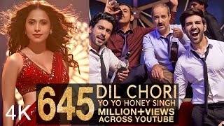 Video Yo Yo Honey Singh: DIL CHORI (Video) Simar Kaur, Ishers | Hans Raj Hans | Sonu Ke Titu Ki Sweety MP3, 3GP, MP4, WEBM, AVI, FLV November 2018