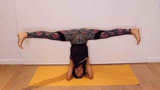 Download Youtube: I DID IT AGAIN. YOGA WITH LIZA!!