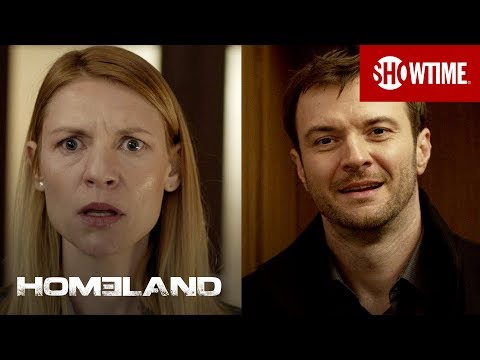 'Carrie Sees Yevgeny Again' Ep. 1 Official Clip | Homeland | Season 8
