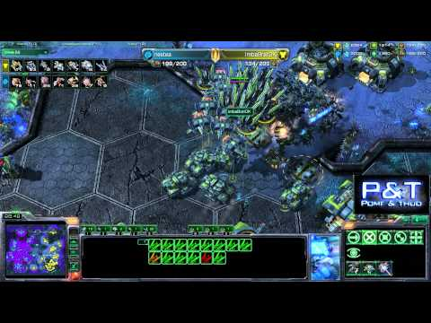 (HD356) IMNestea vs BratOK - ZvT - Starcraft 2 Replay [FR]