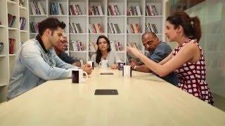 Video Varun Dhawan And Anushka Sharma | FC ADDA | Anupama Chopra | Film Companion MP3, 3GP, MP4, WEBM, AVI, FLV Agustus 2018