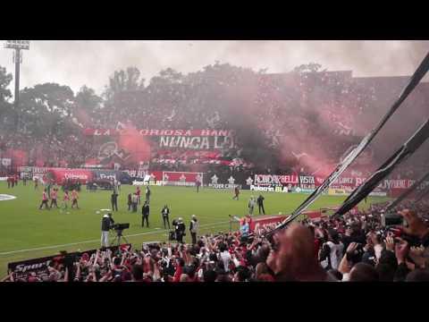 Salida de Newell's frente a Rosario Central 14-5-17 - La Hinchada Más Popular - Newell's Old Boys