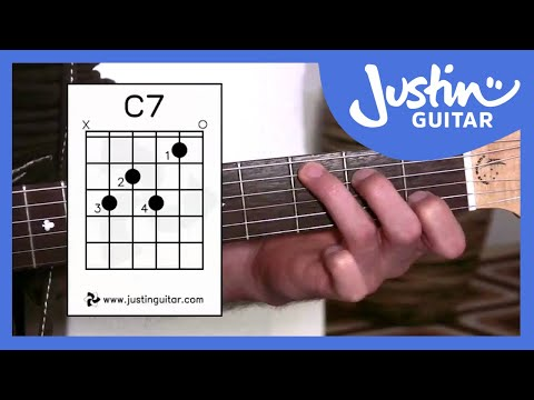 G7, C7, B7 Chords (Guitar Lesson BC-141) Guitar For Beginners Stage 4