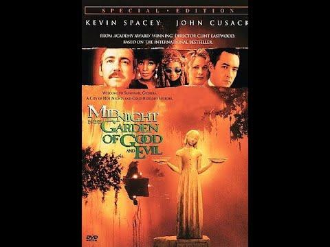 Midnight in the Garden of Good and Evil 1998 DVD menu walkthrough