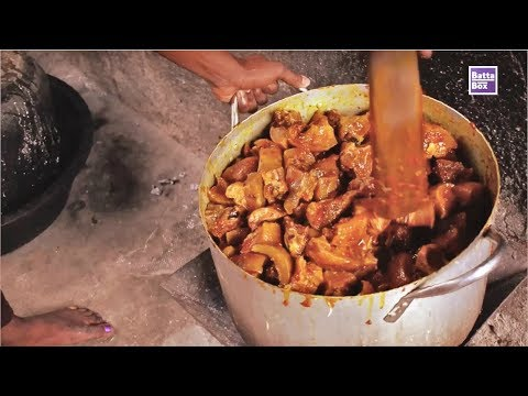 How to cook ABACHA in Nigeria