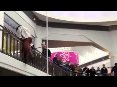 Flashmob Recreates Rembrandt s The Night Watch