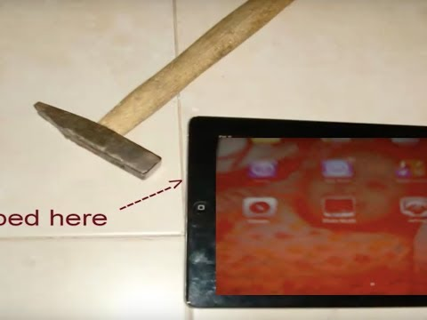 iPad screen problems and a solution!