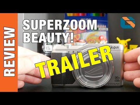 Nikon Coolpix S9900 Review Trailer #Nikon