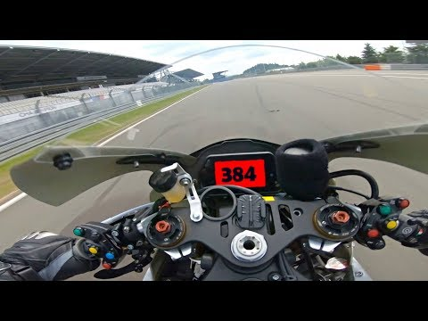 Realistic POV On A Fast R1 | Nürburgring