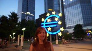 Frankfurt, Niemcy, 2015. Czy jesteś zadowolony ze swojej sytuacji finansowej?