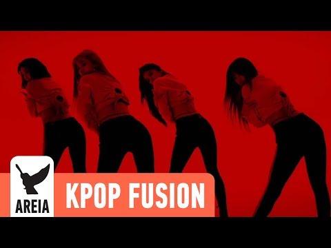 Video EXID  - DDD (덜덜덜) | Areia Kpop Fusion #18 REMIX download in MP3, 3GP, MP4, WEBM, AVI, FLV January 2017