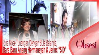 "Video Rina Nose Tunangan Dengan Bule Belanda, Bara Baru Anang Hermansyah & Jerinx ""SID"" - OBSESI MP3, 3GP, MP4, WEBM, AVI, FLV Februari 2019"