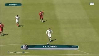 Narração Cléber Machado(Santos 1x0 Audax - Final 2016)