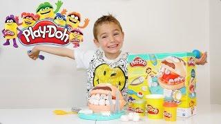 Video JEU - Swan le Dentiste Play-Doh - Pâte à modeler Playdoh Doctor Drill 'N Fill MP3, 3GP, MP4, WEBM, AVI, FLV November 2017